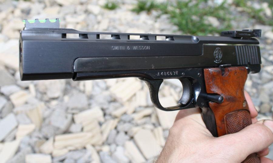 smith wesson model 41 ewk arms